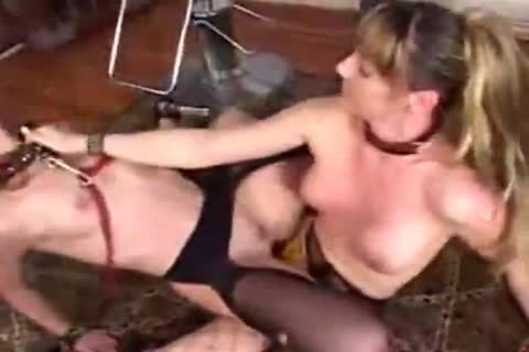 butt bang With Fetish lady-man